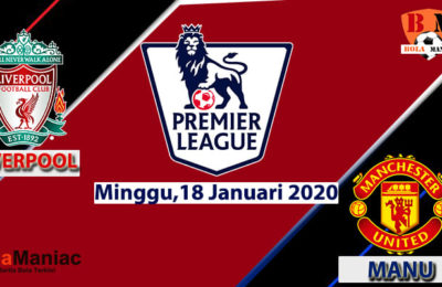 Laga Big Match Liverpool Vs Manchester United di Liga Inggris